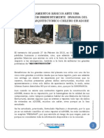 PLANTEAMIENTOS BÁSICOS ANTE UNA RESTAURACIÓN DEL PATRIMONIO ARQUITECTÓNICO CHILENO EN ADOBE
