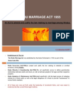 The Hindu Marriage Act, 1955