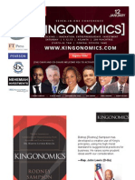 Kingonomics 2013 Opportunity Presentation