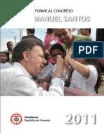 Plan de Desarrollo y Gobierno Presidente Santos SECTOR MINERO (Pag. 31)