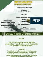 01 Exposición de Teologia de la iglesia y su Misión ORIGINAL