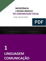 A importância do design gráfico na comunicação visual