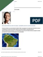 Bofetada educadísima de Brasil al mundo | La Matrix Holografica