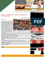 24-08-12 Rinde su tercer informe de actividades el diputado Jesús Alberto Cano Vélez