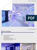 Centro de Información IBM final trabajo