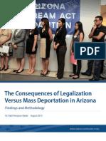 Deportation vs. Legalization in Arizona