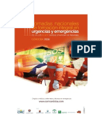 III Jornadas de Formacion Integral en Urgencias y Emergencias Abril 2009[1]