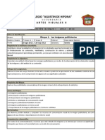 Planeacion Bloque i Artesvisuales II _ 2012-2013