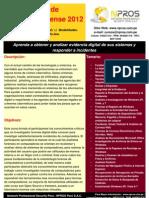 cursos - informatica forense