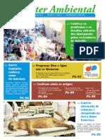Jornal Reporter Ambiental - Segunda Edição - 2012