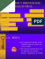 Charla Salud Oral