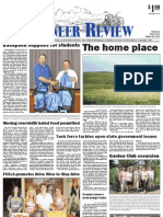 Pioneer Review, August 30, 2012