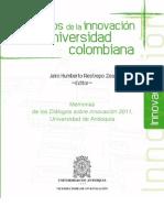 Los retos de la innovación para la universidad colombiana
