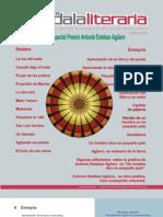 Mandala Literaria Especial Esteban Agüero