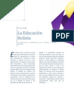 La Educacion Holista