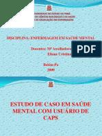 estudo de caso depressão