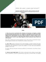 Qué_cable_debo_de_usar_y_para_qué_sirven