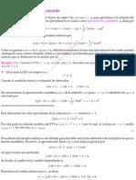 Método de Euler mejorado