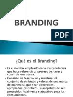 Branding Financiero