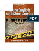 learn english with short stories murder mysteries section i vip