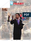 The Feast - September 2, 2012 Issue