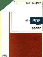 Kautsky, K. - El camino del poder [1909] [ed. Grijalbo, 1968]