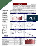 Gperu_e Macroeconomic Indicators
