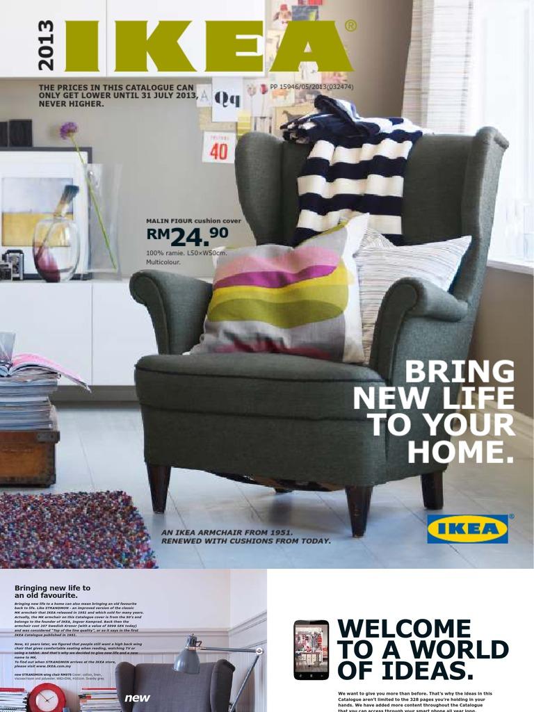 Ikea 2009 ikea malaysia catalogue 2013   bedding   bed
