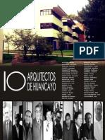 10 Arquitectos de Huancayo