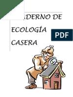 Cuaderno de Ecologia Casera