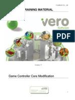 Game Controller Core Modification