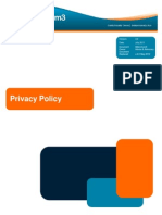 M3 Privacy Policy