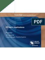 IFP Net 3+Applications+Webinar