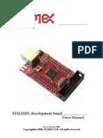 STM32 H103 Manual