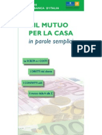 Guida al mutuo - BancaItalia