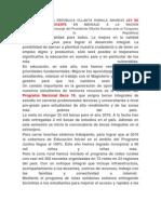 PRESIDENTE DE LA REPÚBLICA OLLANTA HUMALA ANUNCIÓ LEY DE DESARROLLO DOCENTE EN MENSAJE A LA NACIÓN