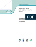 Proceedings of the Tenth Executive Committee Meeting