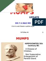 Mumps Update