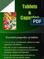 Unit III Tablets