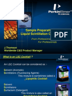 Liquid Scintillators