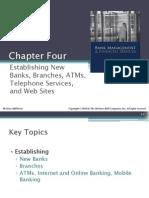 Eastablishment of New Bank Branch