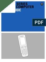 Motorola MC2100 User Manual