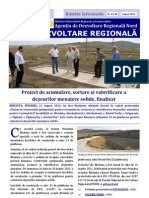 2012 / Nr. 8 / ADR Nord / Buletin Informativ