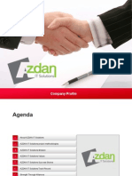 Azdan IT Solutions Profile V2