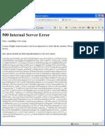 YouTube error page -  team of monkeys?