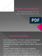 2.Review Probabilitas
