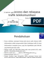 Point Proccess Dan Rekayasa Trafik Telekomunikasi
