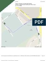 "Pegasuslaan to ""Hockey- En Cricket Club"" Heerlen - Google Maps"