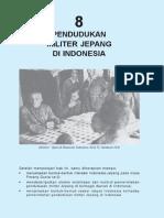 8. Pendudukan Militer Jepang Di Indonesia