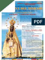 Festeggiamenti in onore della Madonna del Tindari
